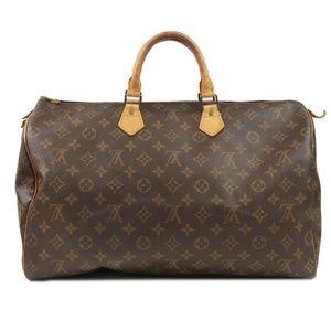 Authentic Louis Vuitton SPeedy 40 monogram